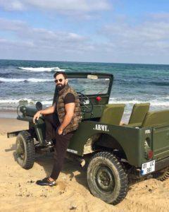 Halil Satır - MyFenomen - Seyahat Influencer