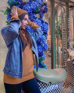 Milana Yakovchyk - MyFenomen - Moda Influencerları Türkiye