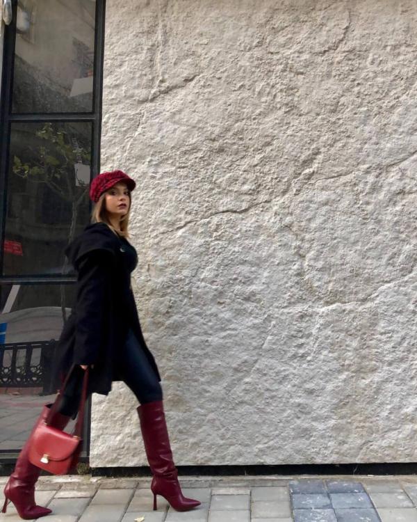 Melisa Büyükkafes - Kozmetik Moda Influencerları