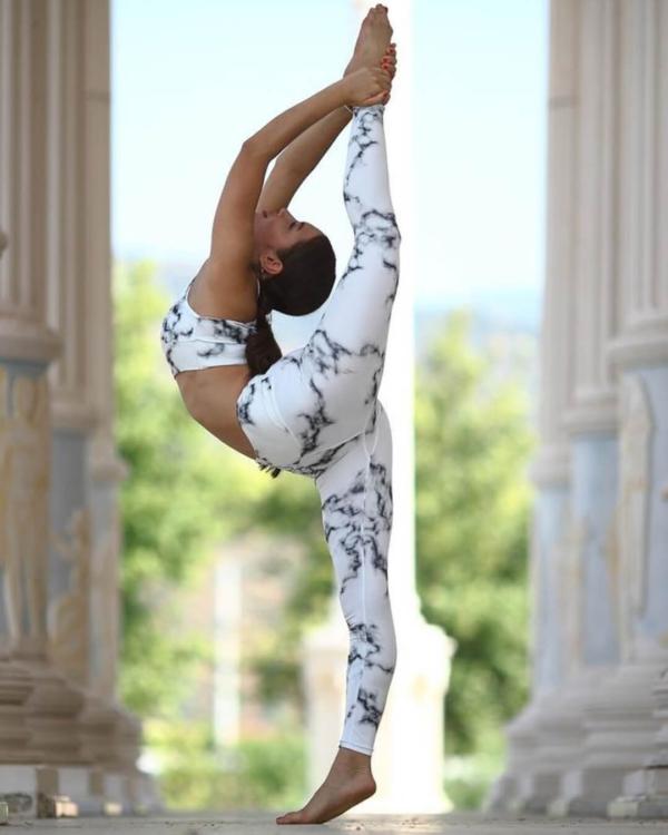 Merve Yıldırım - Jimnastik Influencerları